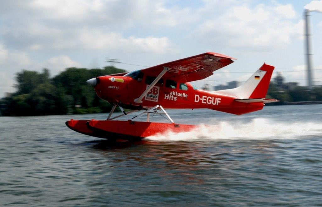 Wasserflugzeug - Müritz Sail