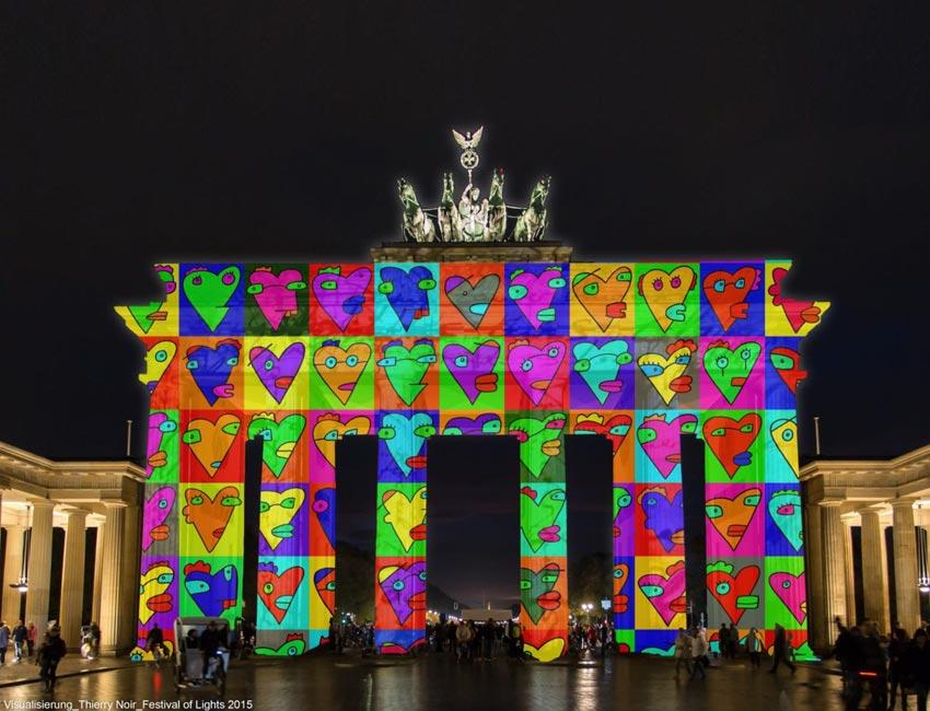 Festival Of Lights 2015 Air Service Berlin