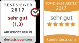 Top Bewertungen 2017