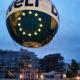 Weltballon - Europa